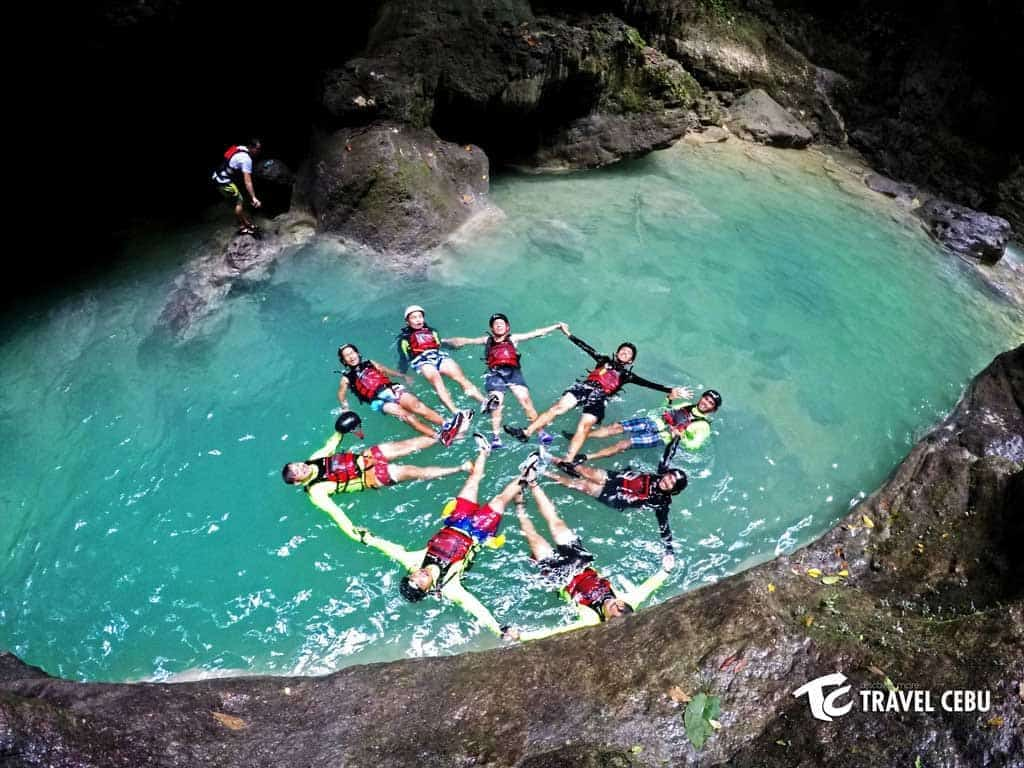 Cebu Canyoneering Adventure Tour