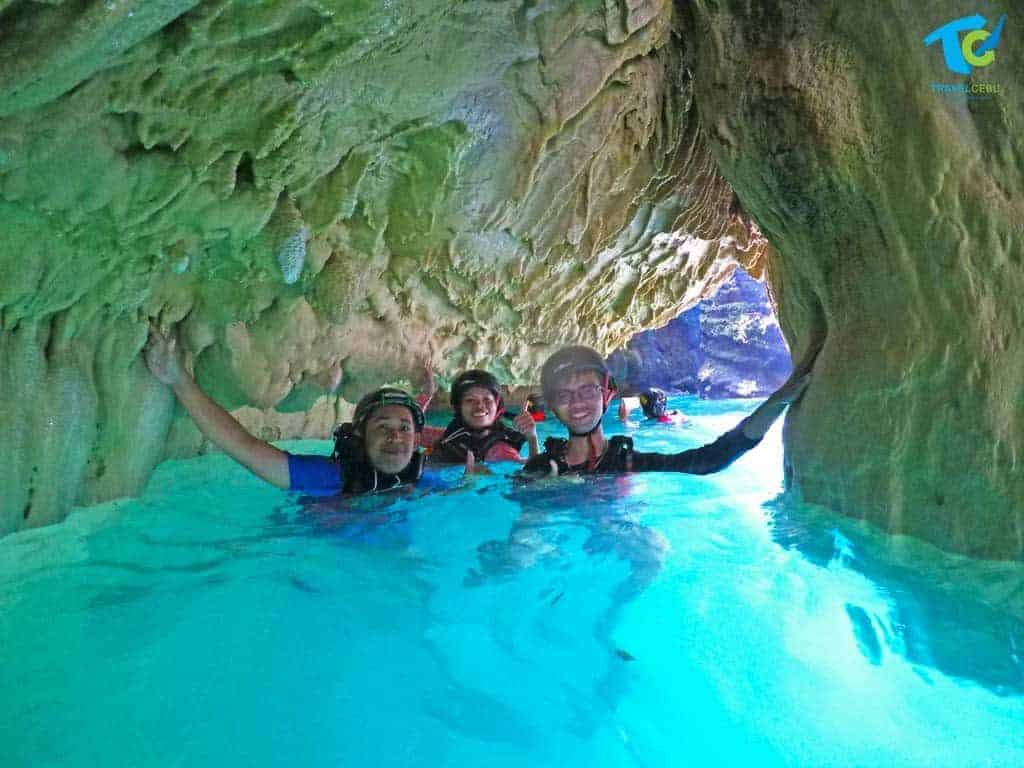 Cebu Canyoneering Adventure Trip