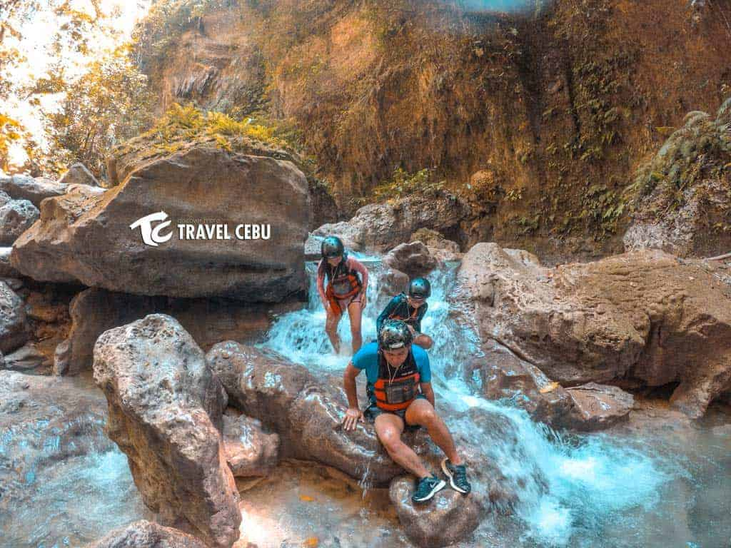 Cebu Badian Canyoneering Adventure