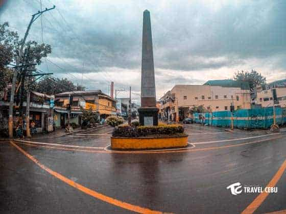 Cebu Tourist Spots Colon Street