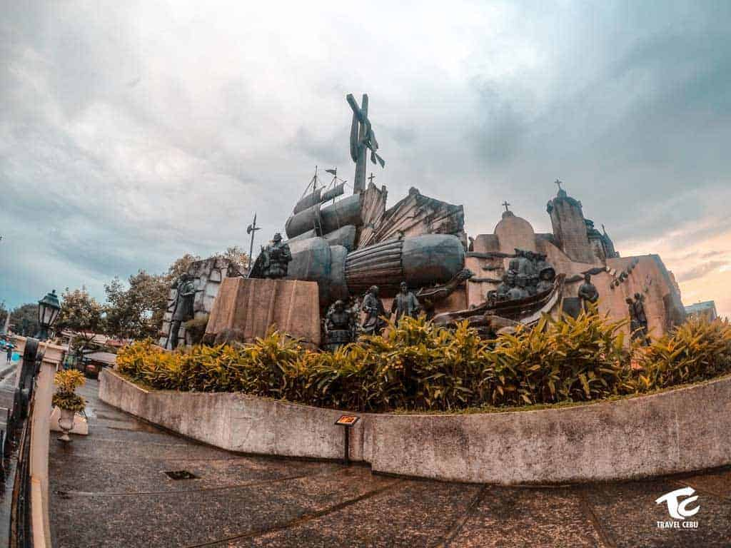 heritage monument Cebu tour package