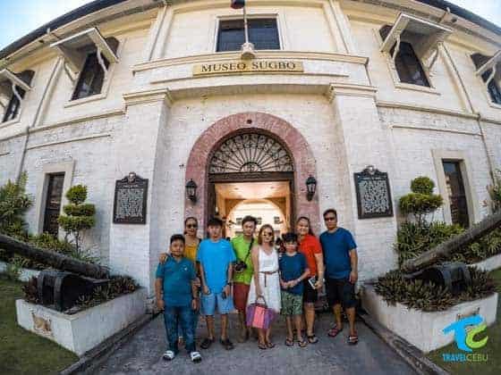 Cebu Tourist Spots Museo Sugbo
