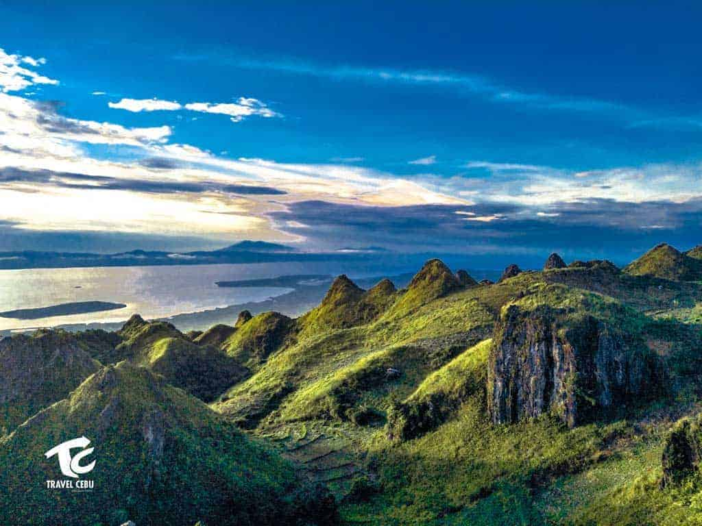 osmeña peak Cebu tour package