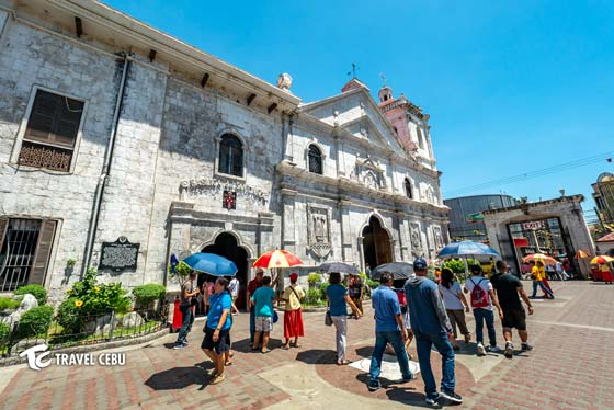 cebu tourist spots church