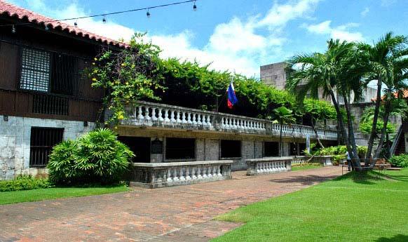 cebu tourist spots casa gorordo