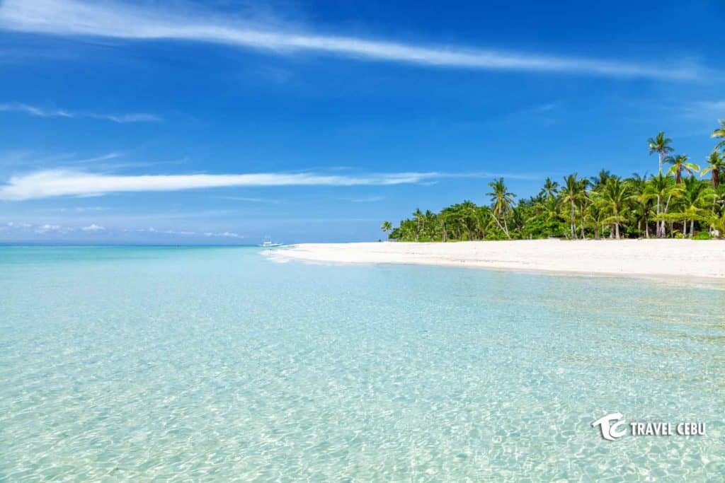 cebu tour package beach