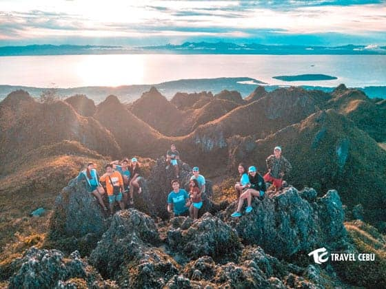 cebu tourist spots osmena peak