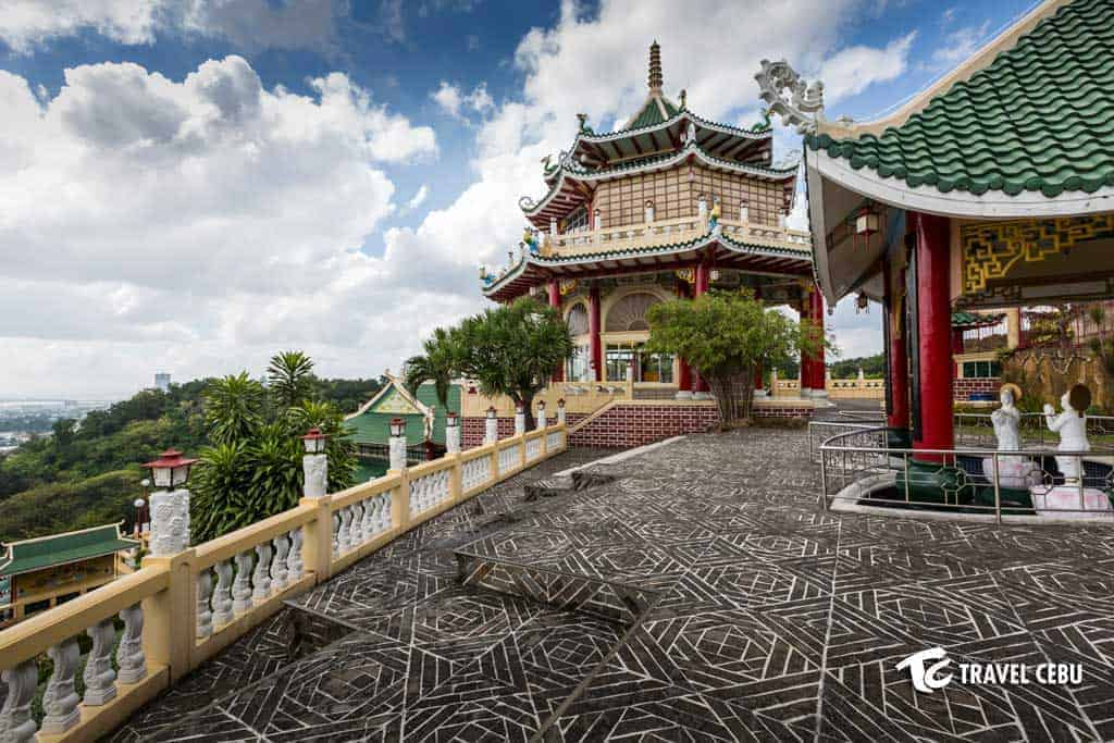 taoist temple view Cebu tour package