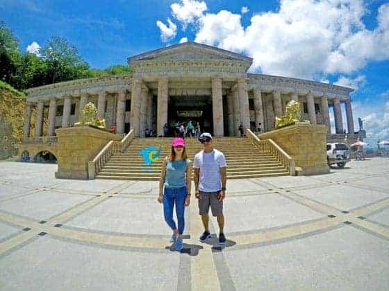 cebu tourist spots temple of leah