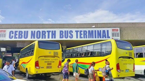 bantyan island cebu bus
