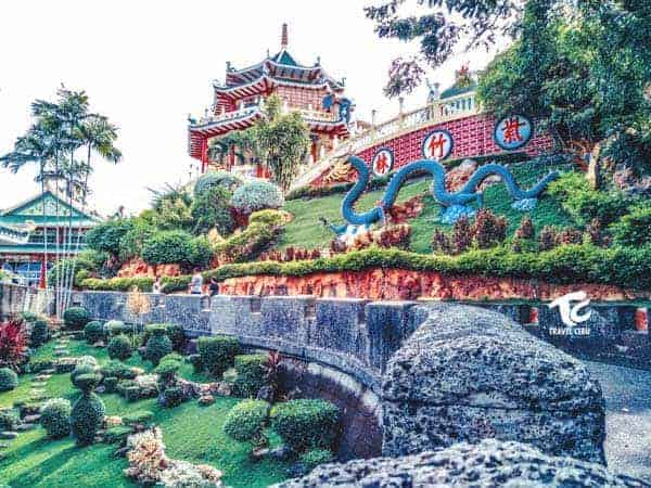 cebu city tour taoist temple