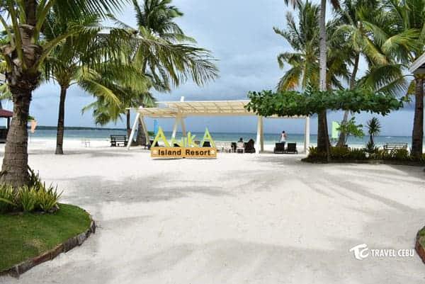 bantyan island cebu anika resort