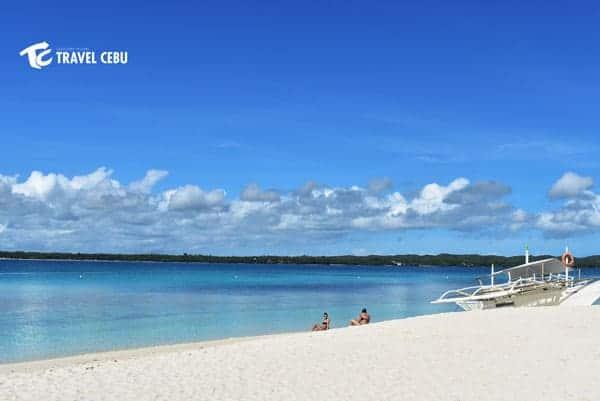 bantayan island cebu beach