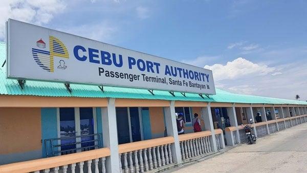 bantyan island cebu port