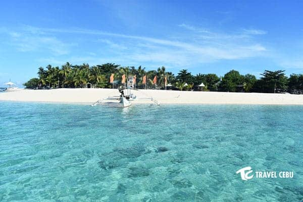 bantayan island cebu water