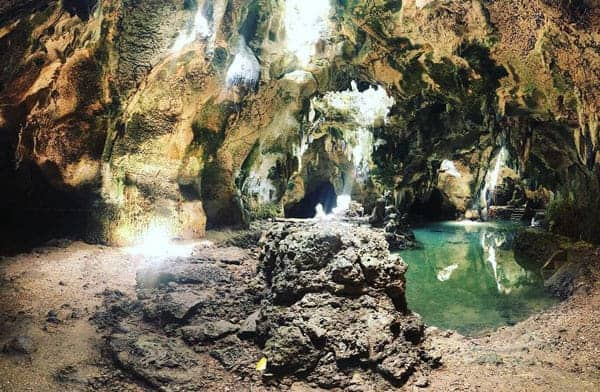 camotes island cave